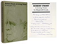 Robert Frost: A Living Voice