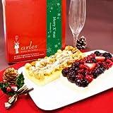 *クリスマスケーキ予約販売*【12/22(土)お届け】ベイクド・アルル 「クリスマスナッツ&ベリー (2種ケーキセット) 」