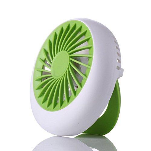 Padgene ミニ USB 扇風機 充電式扇風機 手持も軽...
