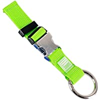 Add-A-Bag Luggage Strap Jacket Gripper Luggage Straps Baggage Suitcase Belts Travel Accessories - Make Your Hands Free Easy to Carry Your Extra Bags Green