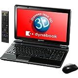 東芝 ノートパソコン dynabook Qosmio T851/D8EB(Office H&B搭載)【グラスレス3D対応】 PT851D8EBFB