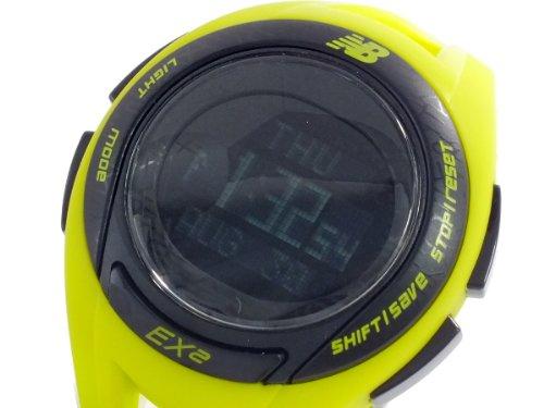 [해외][뉴 발란스] NEW BALANCE 시계 달리기 시계 가속도 센서 탑재 모델 EX2-903-006 남여 [국내 정품]/[New Balance] NEW BALANCE Watch Watch Running Watch with Accelerometer Model EX2-903-006 Unisex [Domestic Genuine]
