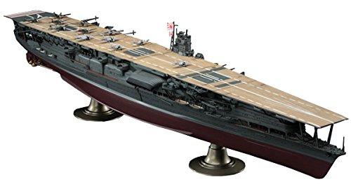 ハセガワ 1/350 日本海軍 航空母艦 赤城 プラモデル Z25