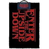 """Stranger Things - Door/Floor Mat (Size: 24"""" x 16"""") (Doormat) (Enter The Upside Down)"""
