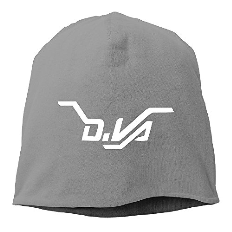 CIDY 恋人用 オーバー ゲーム ウォッチ ディーバ DVA ロゴ インナーキャップ 大人気 オールシーズン 登山 グレー