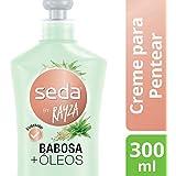 Seda セダ アロエ+オイル リーブインヘアクリーム カーリーヘア用 300ml
