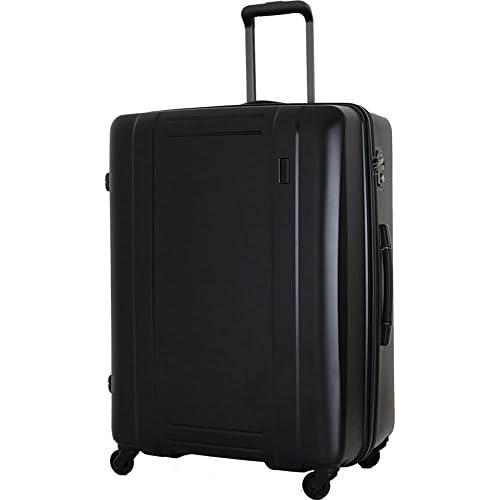 (シフレ ゼログラ) siffler ZEROGRA ZER2008-66 軽量スーツケース ゼログラ 66cm 104L 3.6kg 無料預入受託サイズ 日乃本キャスター (マットブラック)