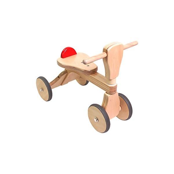 HOPPL(ホップル) ファーストウッディバイク...の商品画像