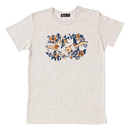 ポケモンセンターオリジナル Tシャツ MOKUROH'S GARDEN Mの詳細を見る