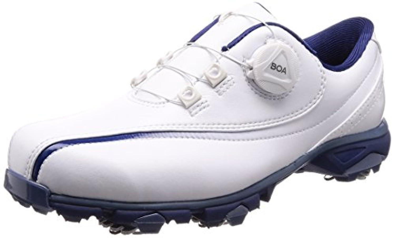 [ミズノ ゴルフ] ゴルフシューズ スパイク ワイドスタイル001 ボア レディース (現行モデル) 51GW184014240