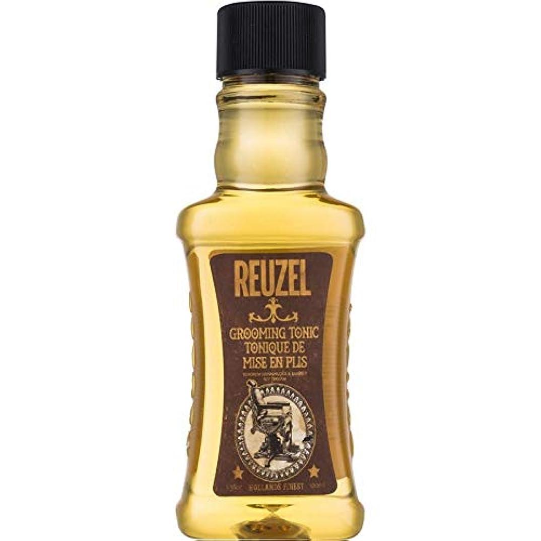 腹福祉かけがえのないルーゾー グルーミング トニック Reuzel Grooming Tonic 100 ml [並行輸入品]