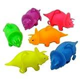 【光る玩具】 光る恐竜ヨーヨー (24本入)完売  / お楽しみグッズ(紙風船)付きセット