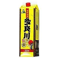 多良川1800ml紙パック30度 (株) 多良川