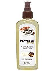 パーマーのココナッツオイル式ボディオイル150ミリリットル (Palmer's) (x2) - Palmer's Coconut Oil Formula Body Oil 150ml (Pack of 2) [並行輸入品]