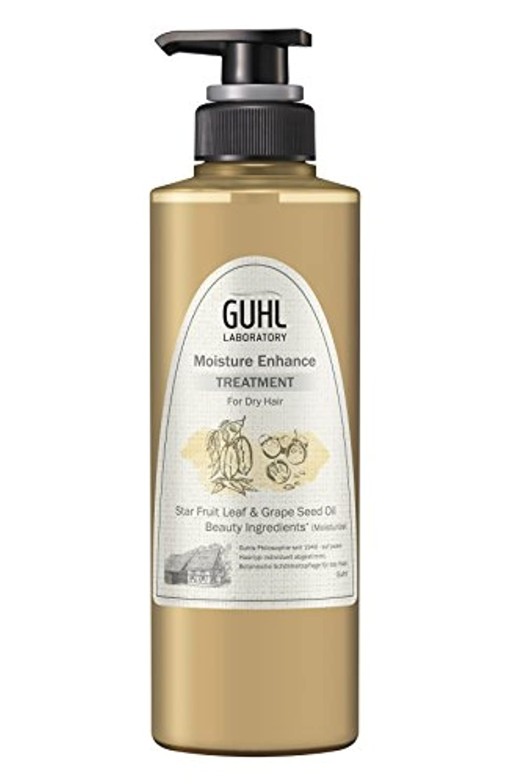 骨不完全な香水グール ラボラトリー トリートメント (乾燥しやすい髪に) 植物美容 ヘアケア モイスチャーエンハンス 430ml