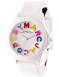 [マーク バイ マーク ジェイコブス]MARC by MARC JACOBS スローン 腕時計 レディース MBM8660 クオーツ ホワイト [並行輸入品]