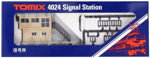 Nゲージストラクチャー 信号所 4024