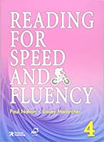 Reading for Speed and Fluency 4 Student Book