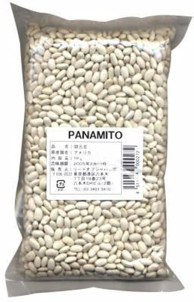 決定予測子路地パナミート(ホワイトビーンズ) 1kg