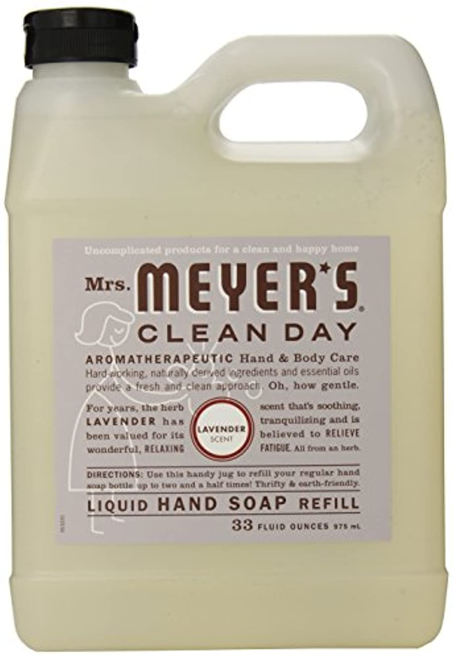 Mrs. Meyer's Clean Day Liquid hand soap refill , 33 ounce by Mrs. Meyers Clean Day