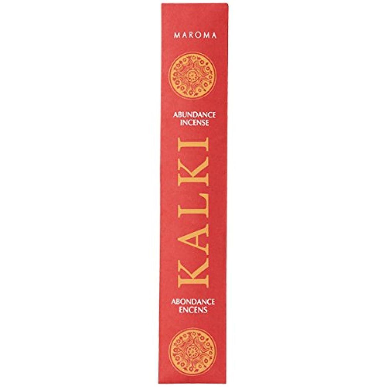 魅力的金銭的ばかカルキ アバンダンス (KALKI ABUNDANCE) (裕福な心) 10本(25g) お香