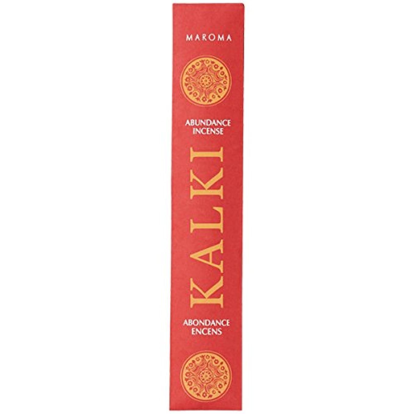 魅力的プレゼント商業のカルキ アバンダンス (KALKI ABUNDANCE) (裕福な心) 10本(25g) お香