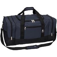 Everest Sporty Gear Bag - Large, Navy/Black
