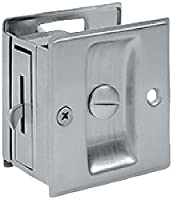 Deltana SDL25U26D 2 1/2-Inch x 2 3/4-Inch Privacy Pocket Locks by Deltana