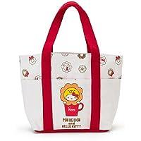 ハローキティ×ミスタードーナツ(ポン?デ?ライオン) 手提げバッグ