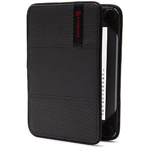Timbuk2 フリップスタージャケットカバー(軽量かつ耐久性のある保護機能つき)、ブラックフェイクレザー(Kindle Paperwhite専用)