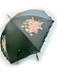 KitagawaSyouten[キタガワショウテン] 晴雨兼用傘 レディース 日傘 雨傘 長傘 婦人 ピンク