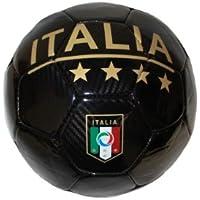 Italiaイタリアブラック。。FIGCロゴ。。FIFA World Cup Soccer Ball Size 5。。新しい