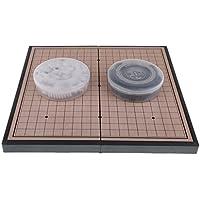 Baoblaze 磁気 囲碁ゲーム チェスボード チェスピース 子供 ボードゲーム