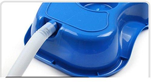 ホス追加、介護洗髪器、ハンビビ洗髪器、介護や子供の洗髪の時、空気を入れる必要なく人気の洗髪器