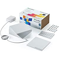 Nanoleaf Canvas Smarter Kit スマートカラーLEDパネルキット LE0085 NL29-0006SW-9PK 【日本正規代理店品】