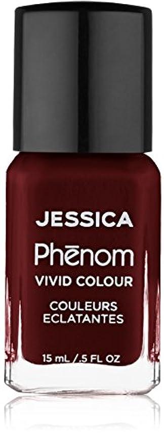 傾向がある反対する弾丸Jessica Phenom Nail Lacquer - Well Bred - 15ml / 0.5oz