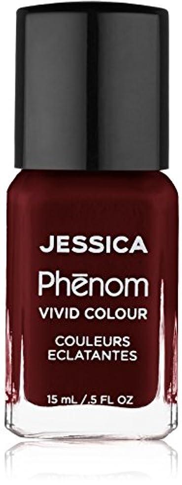 歩き回るわずらわしい中間Jessica Phenom Nail Lacquer - Well Bred - 15ml / 0.5oz