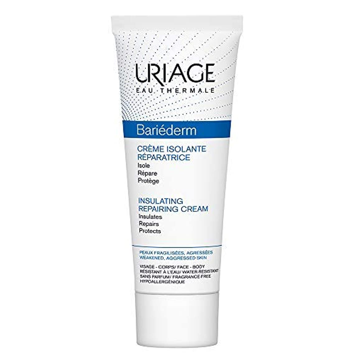 Uriage Bariederm Cream 75ml [並行輸入品]