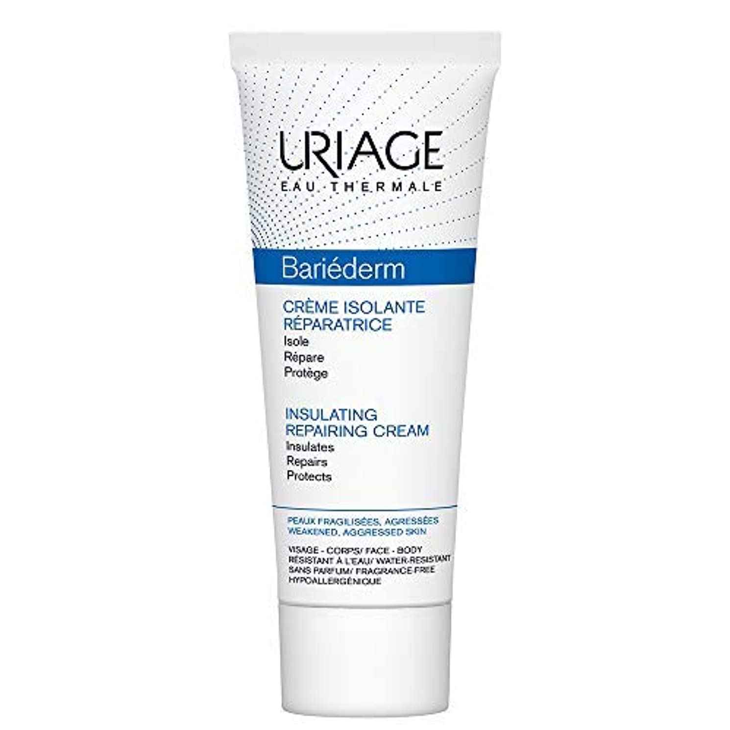 Uriage Bariederm Cream 75ml [並行輸入品]