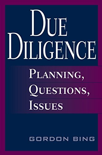 Due Diligence, A Definition