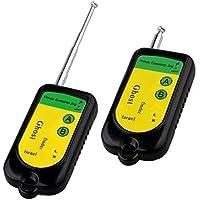 MDTEK @アンチスパイ隠しカメラワイヤレスRF GSMバグ検出器TracKerワイヤレス信号検出器ファインダ