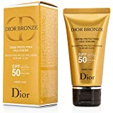 Christian Dior Bronze Beautifying Protective Suncare SPF 50 for Face for Unisex - 1.7 oz Suncare, 51 ml
