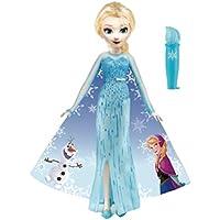 ディズニー アナと雪の女王 ロイヤルフレンズ ドール お水でチェンジドレス エルサ