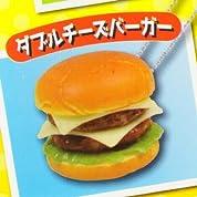 ぷにっとハンバーガー [2.ダブルチーズバーガー](単品)