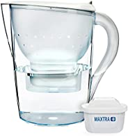 BRITA Marella Water Filter Jug XL with 1 MAXTRA+ Filter Cartridge 3.5L