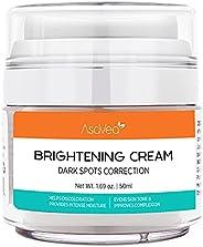 AsaVea Dark Spot Cream Natural Underarm Cream, Instant Result, Crotch & Dark Spot Corre