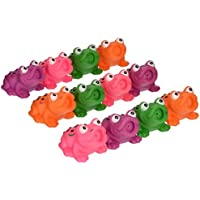 2 1/2' Assorted Frog Squirt Toys (12 pack) [並行輸入品]