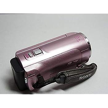 SONY デジタルHDビデオカメラレコーダー「HDR-CX390」(サクラピンク) HDR-CX390-P