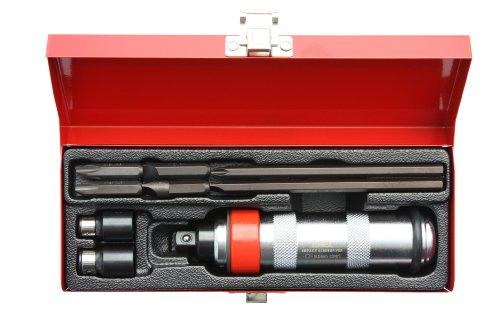 ANEX インパクトドライバー 差込角9.5mmタイプ ケース付 No.1902