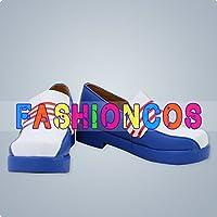 ★サイズ選択可★女性24.5CM UA1314 カードキャプターさくら 木之本桜 コスプレ靴 ブーツ